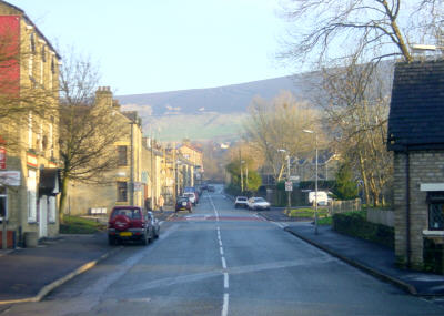 Roughtown Road, Mossley