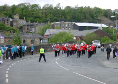 Whit Friday Band Contest, Mossley
